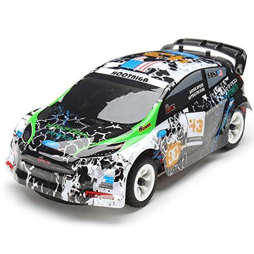 Pinjeer 1:28 4WD Cepillado 30 KM/H RC Control Remoto Coche 2.4 GHz Metal Chasis Tracción en Las Cuatro Ruedas Eléctrica...