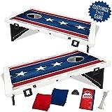 Best Baggo Victory Tailgate Bean Bag Toss Games - Americana USA US Flag Baggo Bean Bag Toss Review