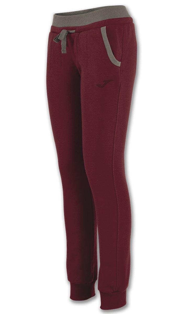 Joma - Pantalon largo puño invictus rojo para mujer