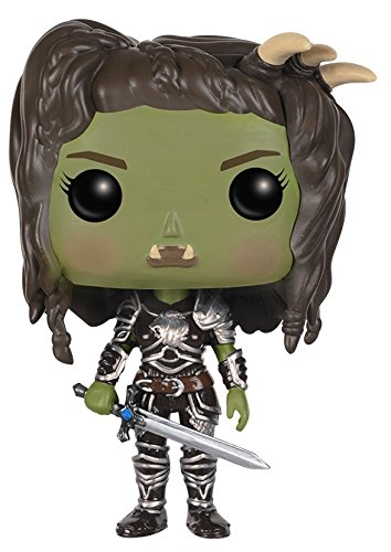 Funko POP  Warcraft - Garona Action Figure