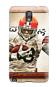 Cute High Quality Galaxy Note 3 Clevelandrowns Case