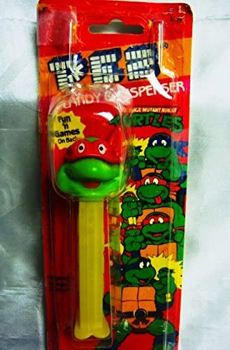 Amazon.com: Vintage 1993 Raphael Teenage Mutant Ninja Turtle ...