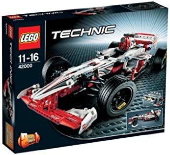 Amazon Com Lego Exclusive Technic Grand Prix Racer 42000 Toys Games