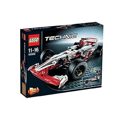 Amazon.com: LEGO Exclusive Technic Grand Prix Racer 42000: Toys & Games