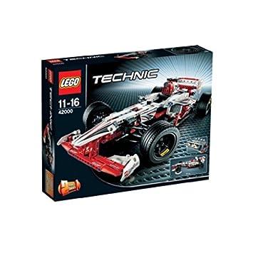 Lego Technic 42000 Grand Prix Racer Amazoncouk Toys Games