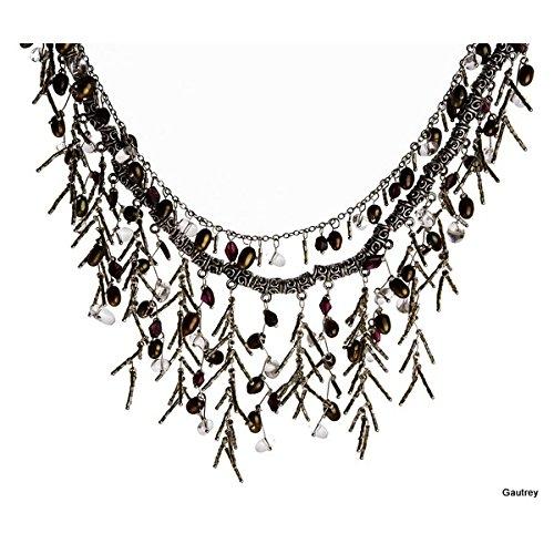 Gautrey Paris - Stravaganza n°4 - Collier Plastron