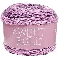 Premier Yarns 1047-13 Sweet Roll Yarn-Lavender Swirl