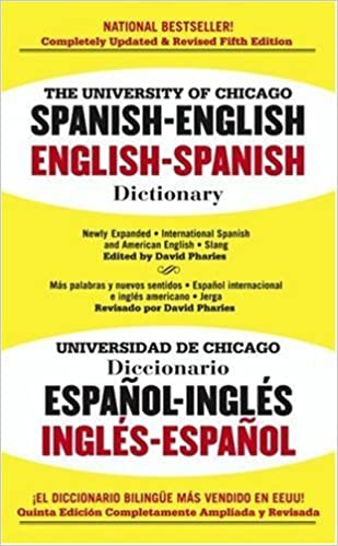 Book The University of Chicago Spanish Dictionary: Spanish-english, English-spanish (Spanish Edition) by Carlos Castillo (2006-03-31)