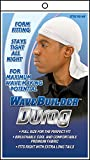 WaveBuilder Premium Stretch Durag for Smooth and Uniform Hair Waves, White