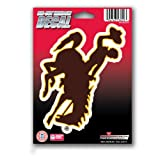 NCAA Wyoming Cowboys Die Cut Vinyl Decal with Backing