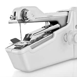 Mini máquina de coser de mano Máquina de coser de puntada ...