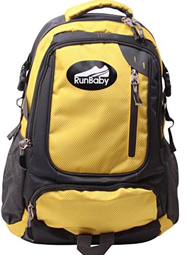 Hiking Backpack Adjustable Rucksack Backpacking