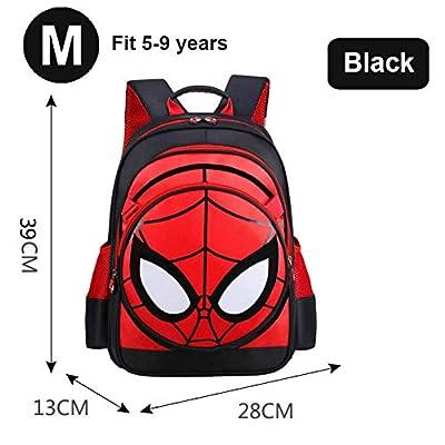 Waterproof 3D Bag Backpack Comic Hero Design backpacks bags For gift   Kids' Backpacks