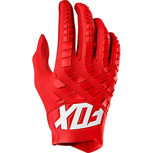 2019 Fox Racing 360 Gloves-Red-L