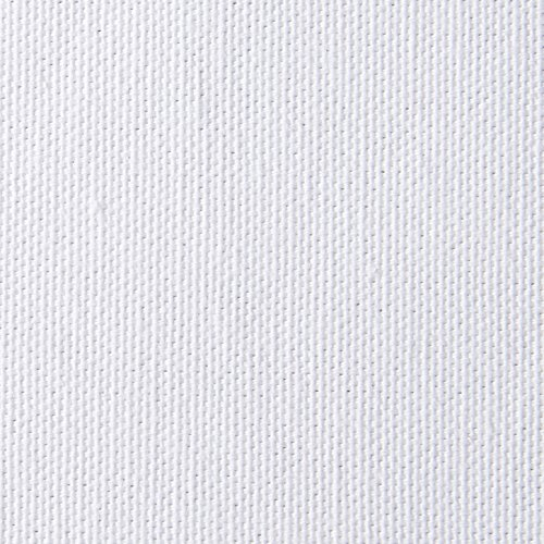 10 Ounce Duck Canvas (Canvas Duck 10 Oz Dyed Fabric WHITE 58