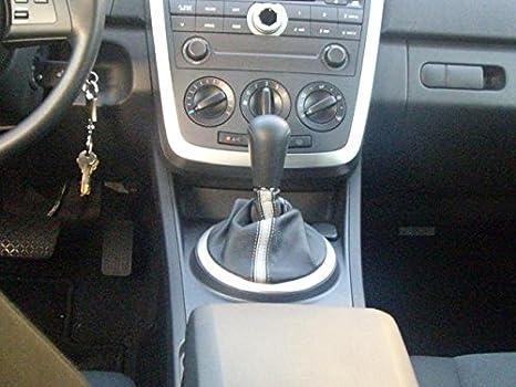 Amazon.com: RedlineGoods Mazda CX-7 2007-13 bota/funda para palanca de cambios de: Automotive