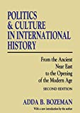 Politics and Culture in International History 2nd Edition