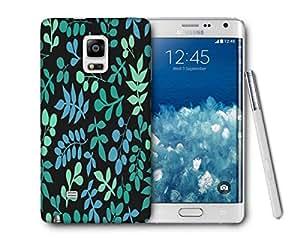 Diseñador Snoogg Teléfono protector de la cubierta del caso para Samsung Galaxy Note 4