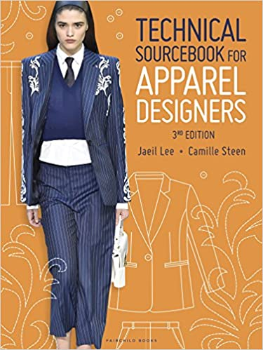 Technical Sourcebook for Apparel Designers