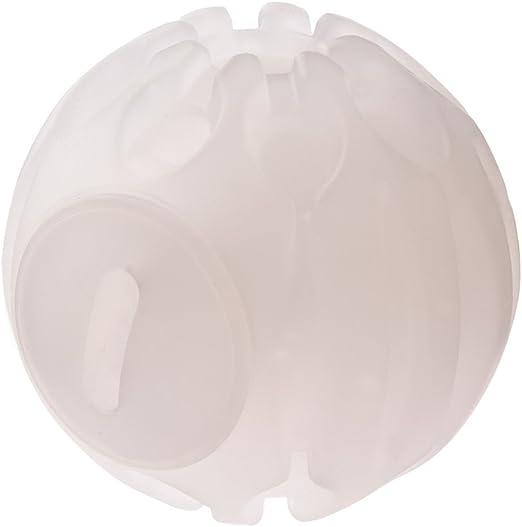 Juguetes de pelota de perro con luz LED para rebotar y brillar ...