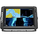 Lowrance Elite Ti2 Fish Finder/Depth Finder with Wireless Networking, Real-Time Map Creation & Preloaded Mapping