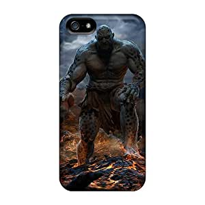 Hot Snap-on Master Ogre Hard Cover Case/ Protective Case For Iphone 5/5s
