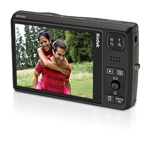 Kodak EasyShare M1033 10MP Digital Camera with 3x Optical Zoom
