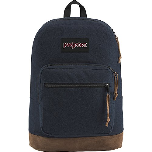JanSport Right Pack Digital Edition Laptop Backpack - Navy Brushed Twill by JanSport
