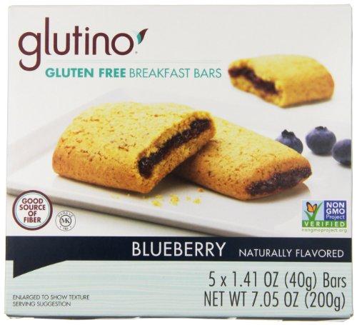 glutino breakfast bars - 2