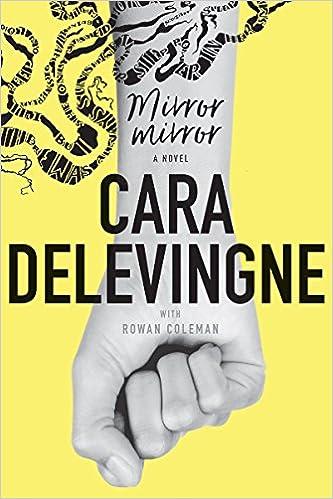 Mirror Mirror Amazon Co Uk Delevingne Cara Books