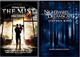 Stephen King The Mist & Nightmare's and Dreamscapes Stories DVD Collection