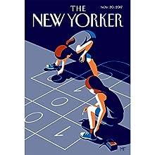 The New Yorker, November 20th 2017 (Sheelah Kolhatkar, Elizabeth Kolbert, Hua Hsu) Periodical by Sheelah Kolhatkar, Elizabeth Kolbert, Hua Hsu Narrated by Jamie Renell