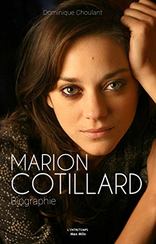Amazon Com Marion Cotillard Biographie Essais Documents