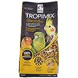 Tropimix Lovebird/Cockatiel Premium Formula, 2-Pound