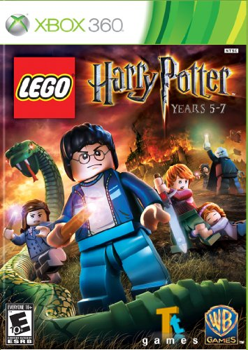LEGO Harry Potter: Years 5-7 - Xbox - Connect Xbox 360 Games