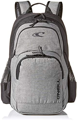 O'Neill Men's Traverse Backpack, Heather Grey, ONE