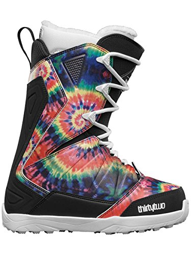Thirty Two Womens Lashed - ThirtyTwo Lashed W's 16' Boots, Tie Dye, Size 5