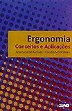 capa de Ergonomia. Conceitos e Aplicações