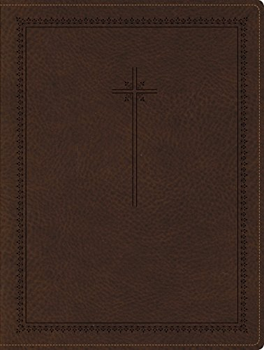 NIV, Holy Bible, Journal Edition, Imitation Leather, Brown