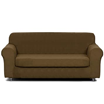 Amazon.com: Lamberia Funda de sofá estampada, funda de sofá ...