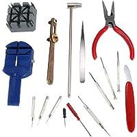 xiangyao32Orologio Riparazione della Cassa Pin Link Spring Strap Remover Opener Tool Kit Set