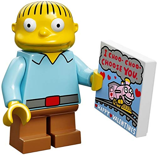 Lego 71005 The Simpson Series Ralph Wiggum Simpson Character Minifigures