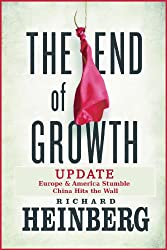 The End of Growth Update: Europe & America Stumble, China Hits the Wall