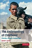 The Anthropology of Childhood: Cherubs, Chattel, Changelings, David F. Lancy, 0521716039