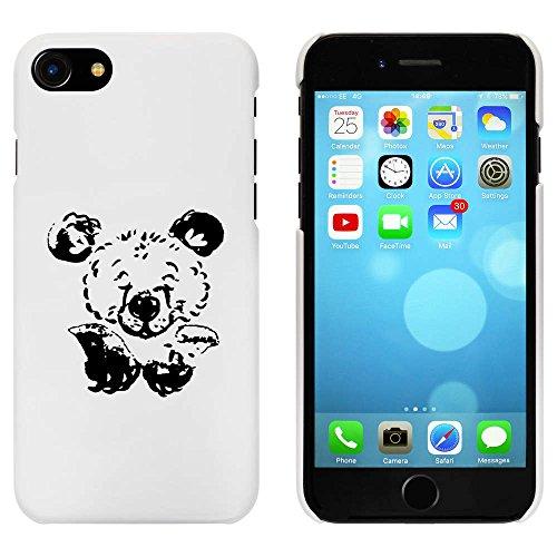 Blanc 'Ours Mignon' étui / housse pour iPhone 7 (MC00077756)