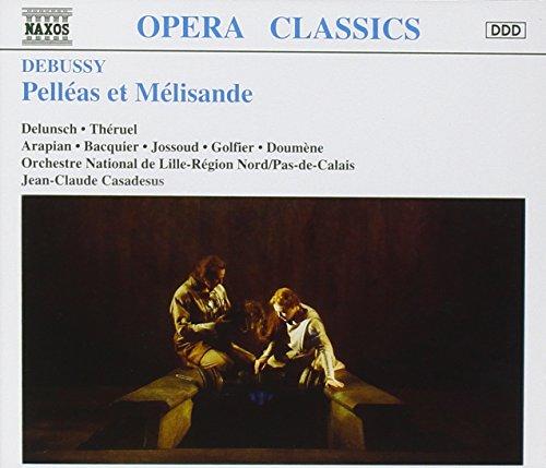 Armand Box Set - Debussy: Pelléas et Mélisande