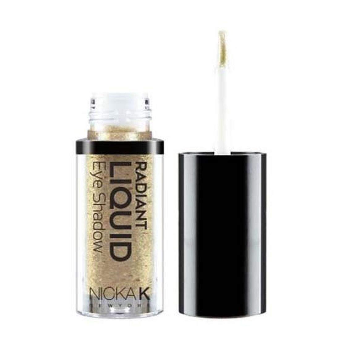 Nicka K Radiant Liquid Shadow, Ochroid Titan, 5g