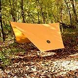 Ultimate Survival Technologies UST Hex Tarp Orange/Reflective