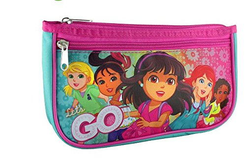 Dora and Friends Gadget Case with Zippered Compartments