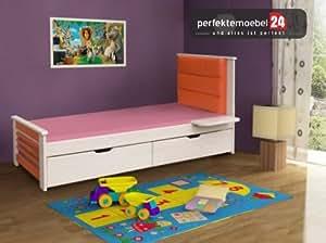 Martina Incluye listones rejilla y colchón cuna cama cama individual maciza Pino